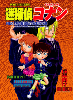 Bumbling Detective Conan - File 5: The Case of The Confrontation with The Black Organiztion