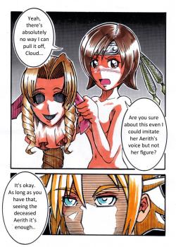 Yuffi's Disguise