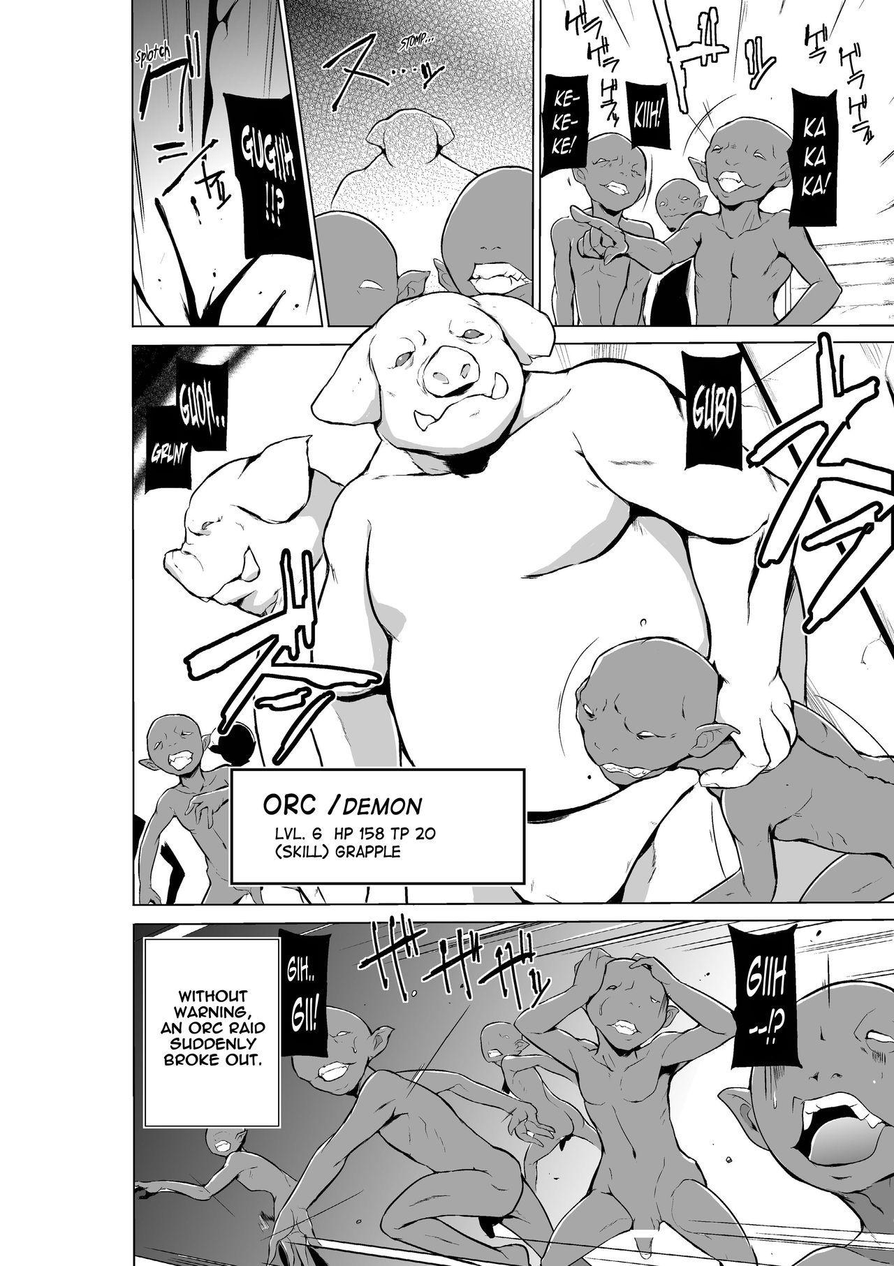 Dungeon TravelersSasara's Secret 3 page 14