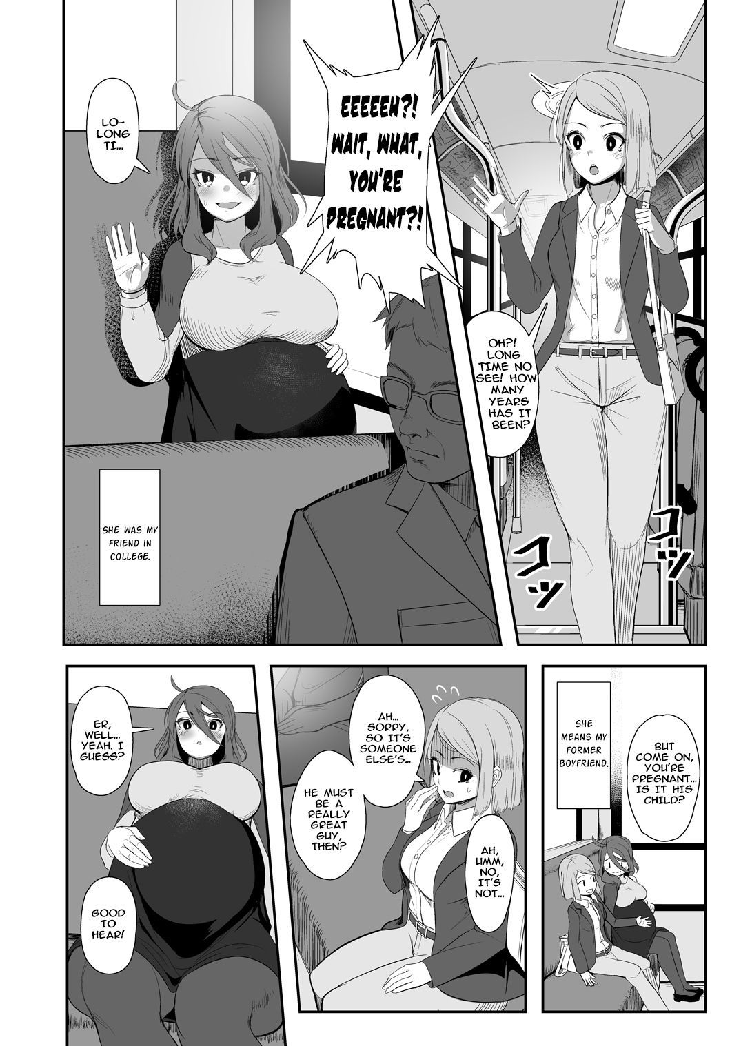 Igyo no Kimi to | A Tentacled Romance Ch. 1-2 page 22