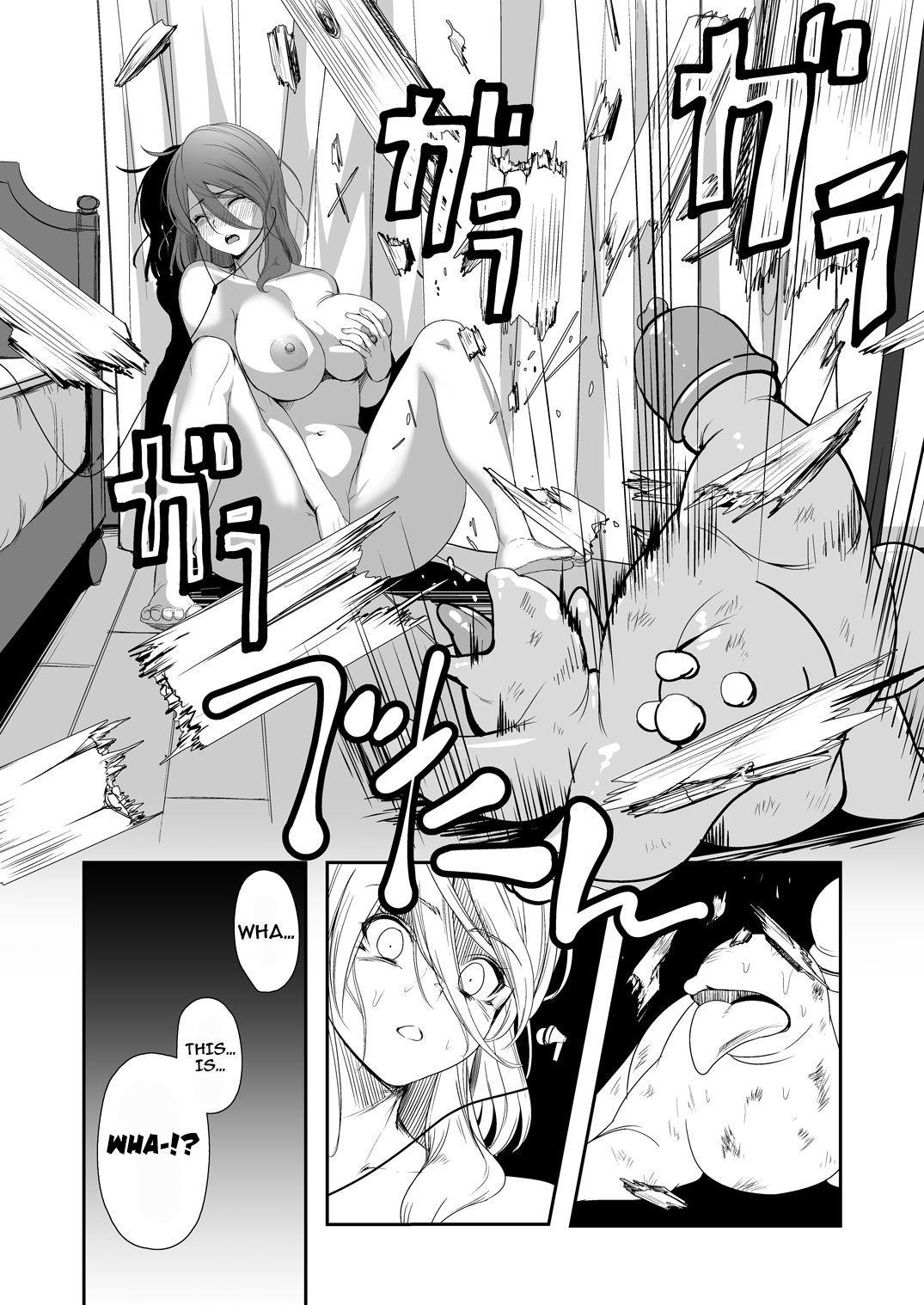 Igyo no Kimi to | A Tentacled Romance Ch. 1-2 page 4