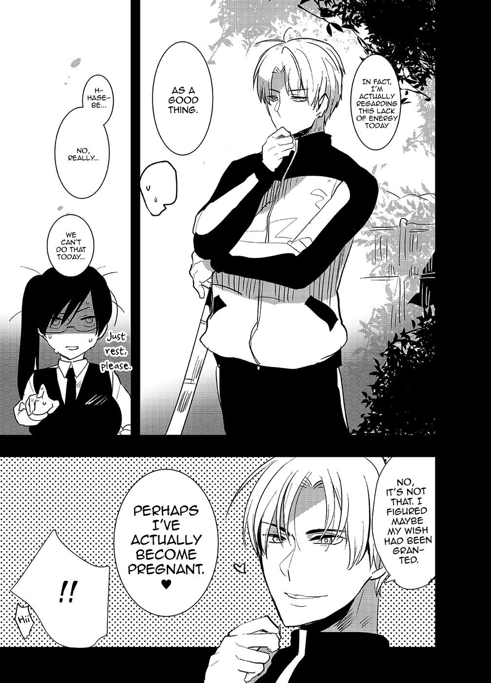 Futanari Onna Saniwa x Katana no Ero Hon 2 page 31