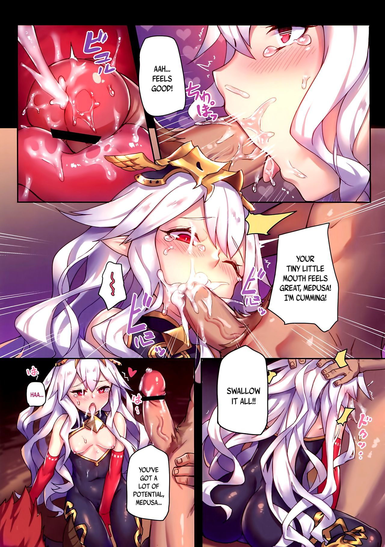 Star Demon Forced to Orgasm page 6