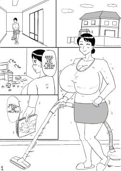 Bakunyuu Mama Manga
