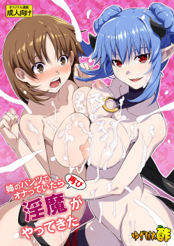 Ane no Pantsu de Onatte itara Futatabi Inma ga Yattekita | The Succubus Came Again When I was Masturbating with My Sister's Panties