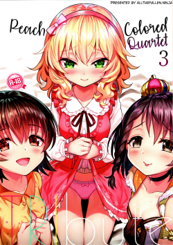 Momoiro Quartet 3 TRIbute | Peach Colored Quartet 3 TRIbute