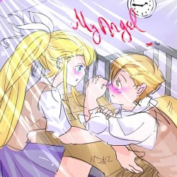 My AngelWinry Rockbell x Alphonse Elric by Noutty
