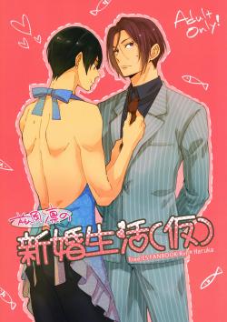 Matsuoka Rin no Shinkon Seikatsu| Matsuoka Rin's Newly-Wed Life