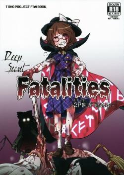 DeepSecretFatalities - 2nd Player Side's Death Book