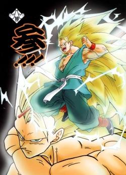 Three!!! – Dragon Ball Z dj