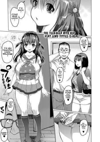 Dogatsuku Sukebe | A very lewd girl